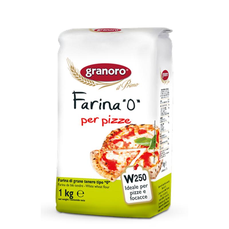 Farina 0′ – mąka do pizzy