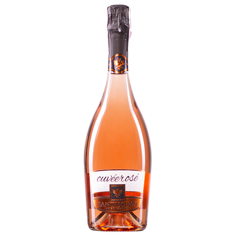 Cuvéerosé Spumante Rosé Extra Dry