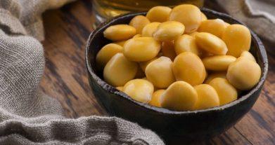 Lupini – włoska przekąska