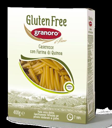 Casarecce makaron gluten free