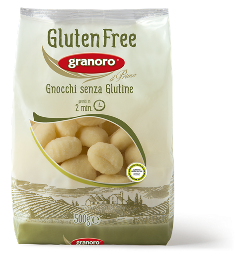 Gnocchi makaron gluten free