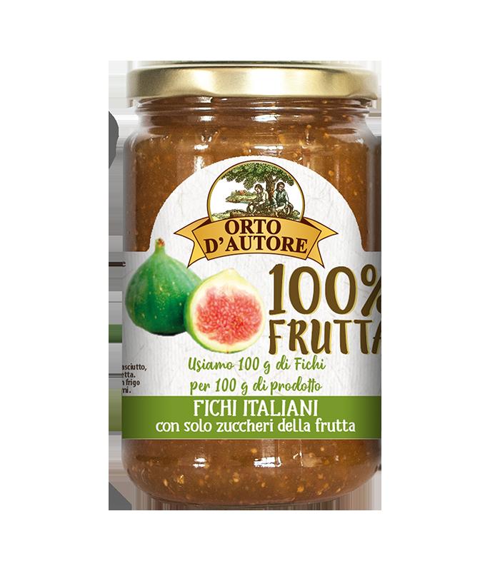 Dżem 100% owoców z fig włoskich