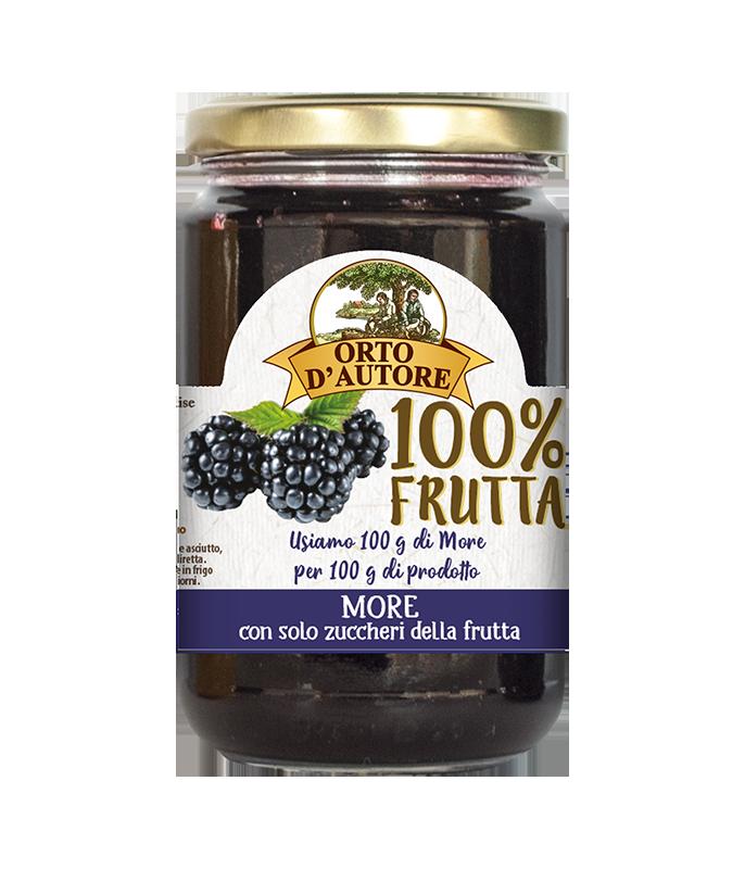 Dżem 100% owoców z morwy