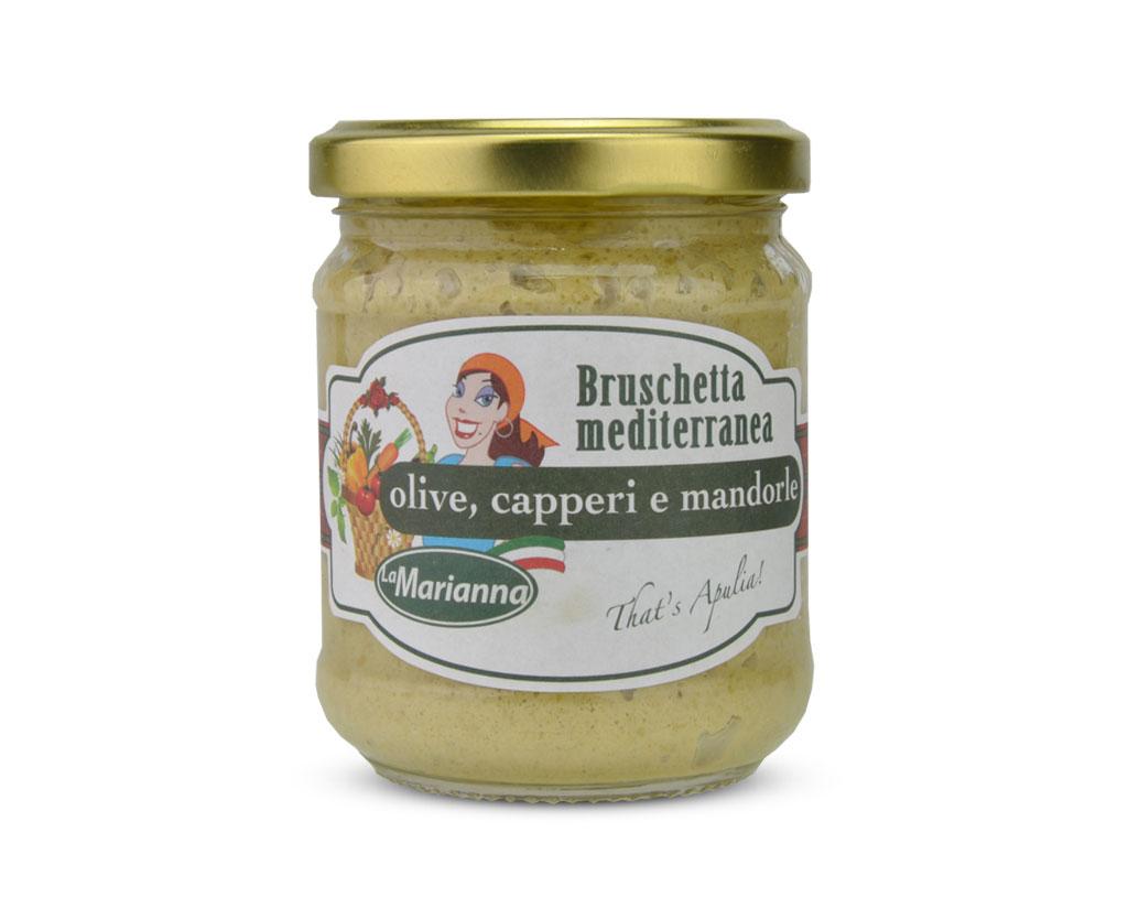 Bruschetta Mediterranea